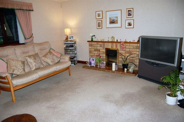 Sitting Room of Park View, Moulton, Northampton NN3