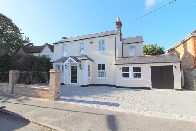 Thumbnail Detached house for sale in Coleridge Road, Ashford