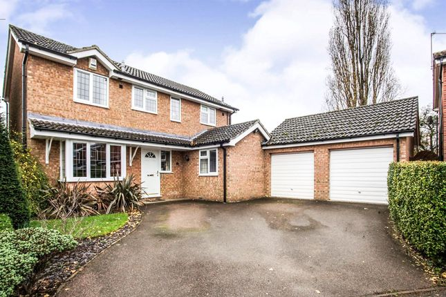 Thumbnail Detached house for sale in Dean Way, Aston Clinton, Aylesbury