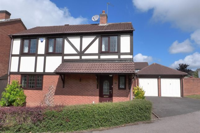 4 bed detached house to rent in Stanbrook Road, Shirley, Solihull B90