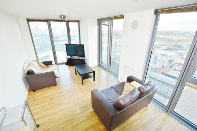 2 bed flat to rent in George Hudson Tower, High Street, Stratford, London