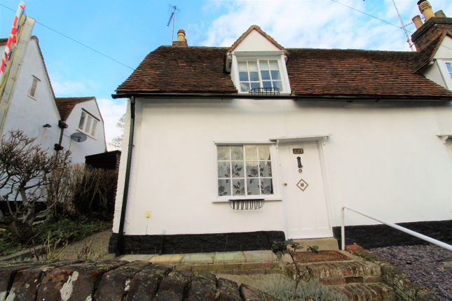 Thumbnail Cottage to rent in Lexden Road, Colchester