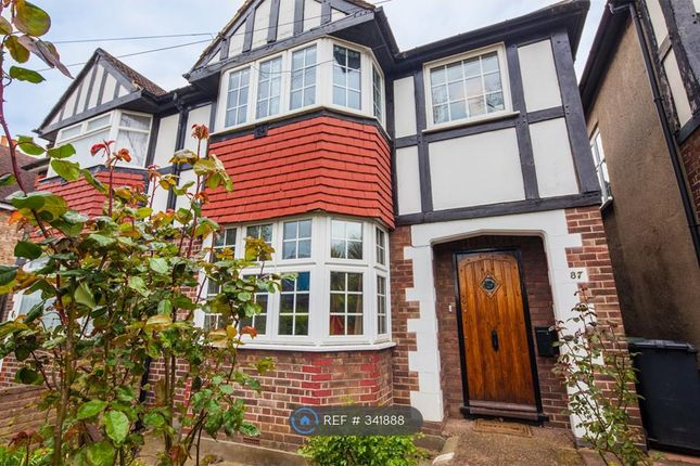 Thumbnail Semi-detached house to rent in Morden Hill, Lewisham