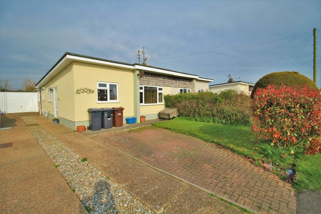 Thumbnail Semi-detached bungalow for sale in Arundel Close, Pevensey