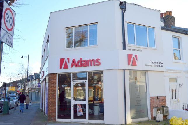 Thumbnail Office to let in Northfield Avenue, London