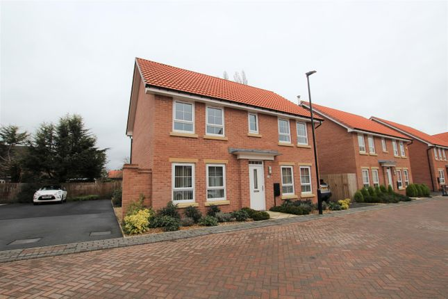 Thumbnail Detached house to rent in Heathside, Huntington, York