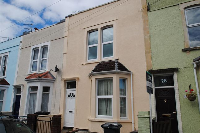 Thumbnail Terraced house to rent in Oak Road, Horfield, Bristol
