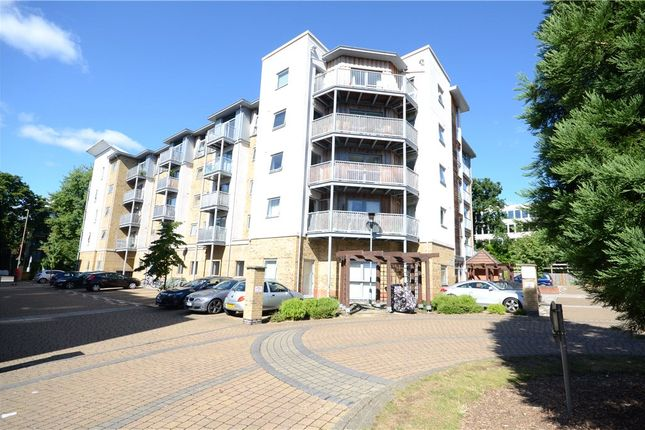 Thumbnail Flat for sale in Calloway House, Coombe Way, Farnborough