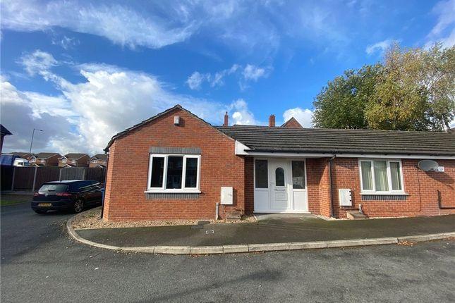 1 bed flat for sale in Crown Wood Court, Bamfurlong, Wigan WN2