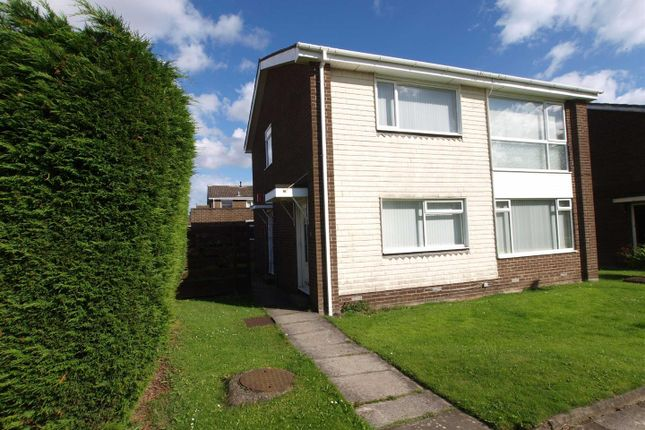 Thumbnail Flat for sale in Coomside, Cramlington