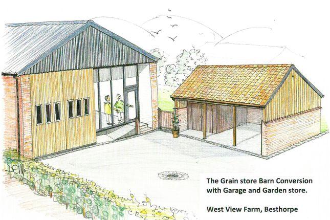 The Grain Store Conversion - Artists Impression