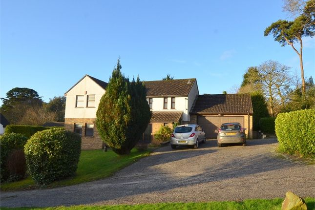 Thumbnail Detached house for sale in Knights Hill, Kenwyn, Truro