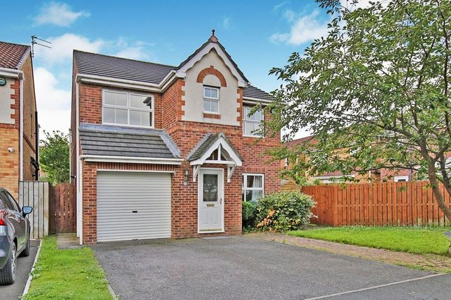 Thumbnail Detached house for sale in Richmond Drive, Woodstone Village, Houghton Le Spring