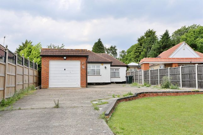 Thumbnail Detached bungalow for sale in Birchwood Road, Dartford
