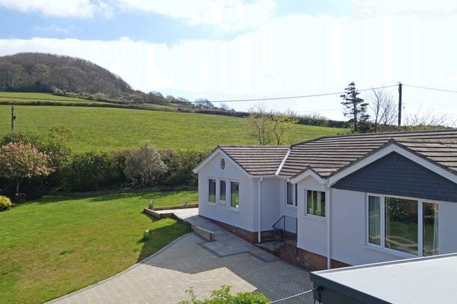 Thumbnail Detached bungalow for sale in Laskeys Lane, Sidmouth