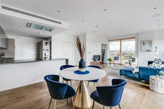 3 bed flat for sale in Alderside Apartments, 35 Salusbury Road, London NW6