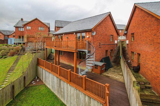Thumbnail Detached house for sale in Troed Y Bryn, Builth Wells