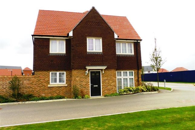 Thumbnail End terrace house to rent in Song Thrush Drive, Finberry, Ashford
