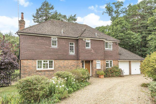 Thumbnail Detached house for sale in Oak Avenue, Storrington, West Sussex