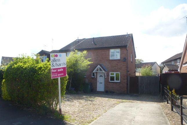 Thumbnail End terrace house for sale in Monks Way, Pewsham, Chippenham