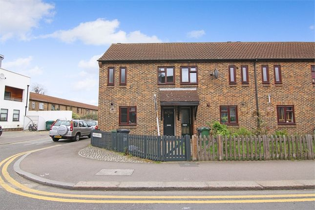 Thumbnail End terrace house for sale in Oliver Road, Leyton, London