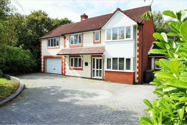 Thumbnail Detached house for sale in Oak Vale, West End
