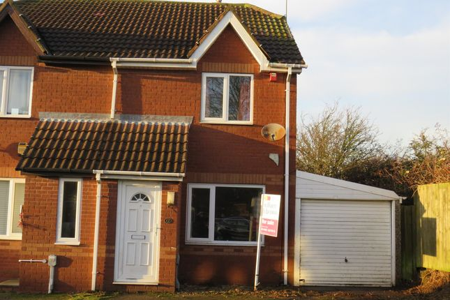 Thumbnail Semi-detached house for sale in Hollywell Close, Hull