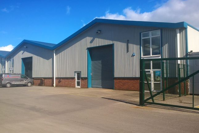 Thumbnail Warehouse to let in Potter Place, Skelmersdale