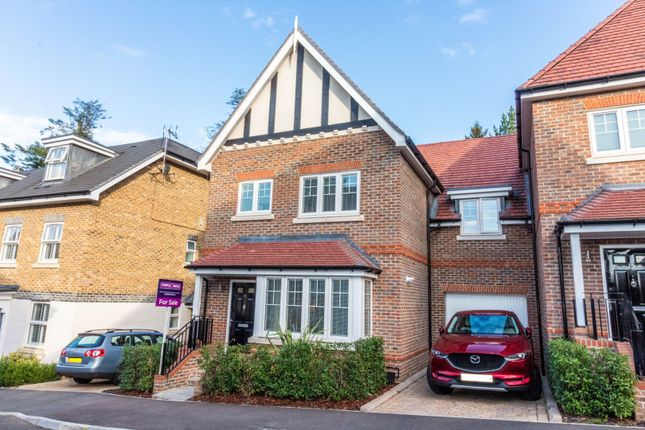 Thumbnail End terrace house for sale in Rawlins Rise, Purley On Thames, Reading