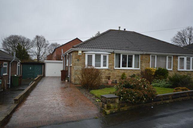 Thumbnail Semi-detached bungalow for sale in Hollin Drive, Durkar, Wakefield