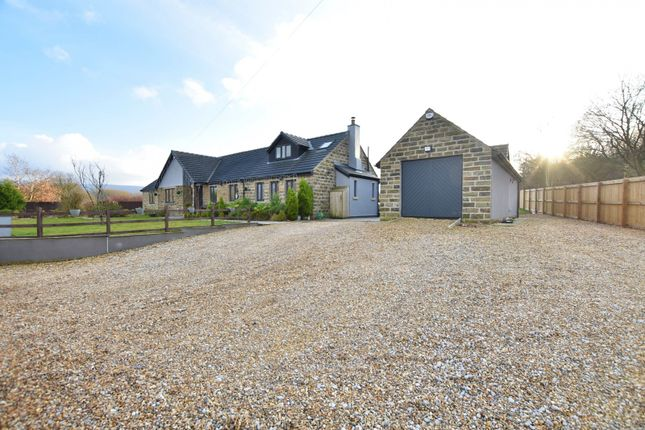 Thumbnail Detached bungalow for sale in Adderley Place, Glossop