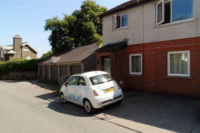 Thumbnail Flat to rent in Longacre Road, Carmarthen