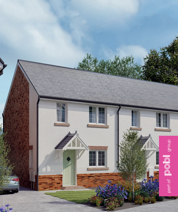 Thumbnail Semi-detached house for sale in 7 Mining School Close, Kennard Point, Crumlin, Caerphilly