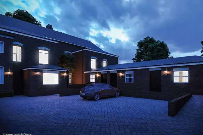 Thumbnail Flat for sale in Apartment 4, Hazelmere House, Grimsby