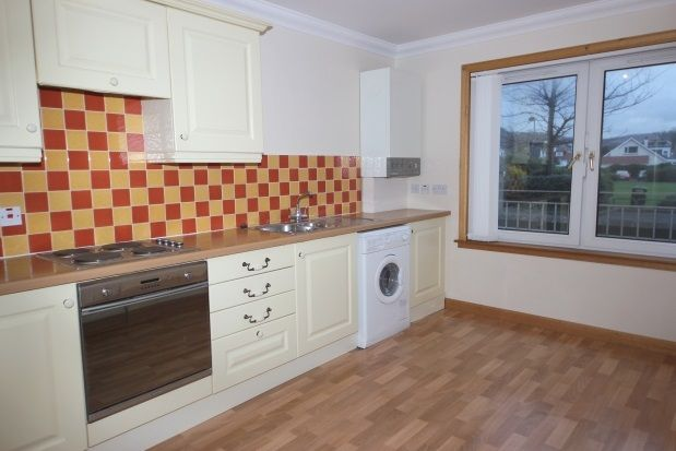 Thumbnail Flat to rent in Millennium Court, Largs