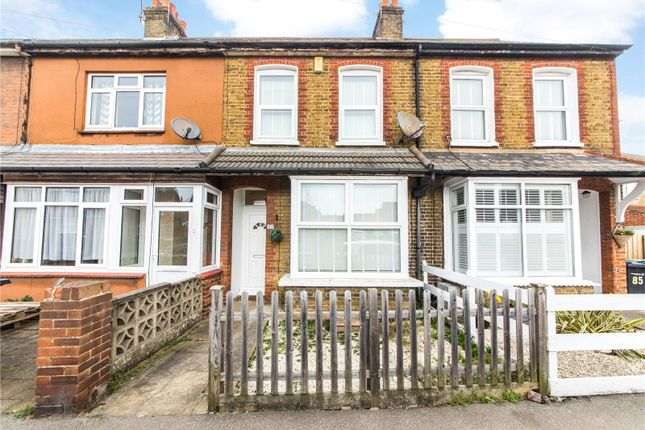 2 bed terraced house for sale in Lower Higham Road, Chalk, Kent DA12