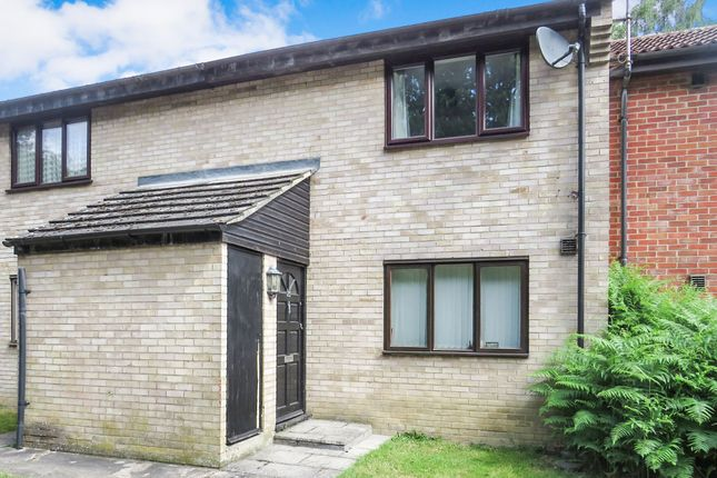 Thumbnail Flat for sale in Chinook, Highwoods, Colchester