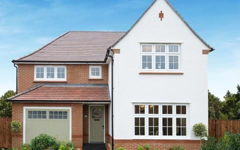 Thumbnail Detached house for sale in Amigton Links, Eagle Drive, Tamworth, Staffordshire