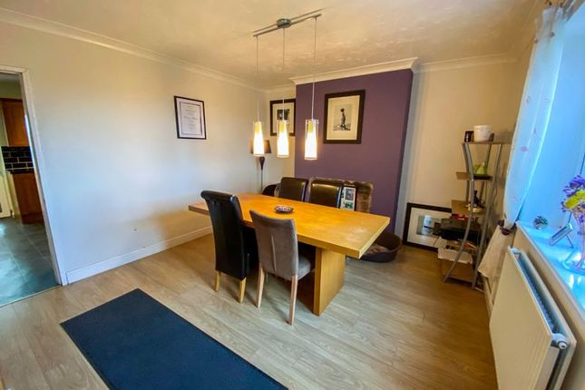 Dining Room of Council Houses, Fox Hill, East Ruston, Norwich NR12