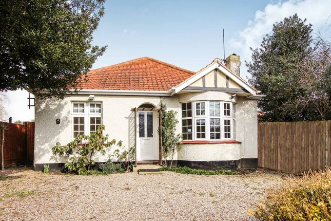 Thumbnail Detached bungalow for sale in Bull Lane, Rayleigh