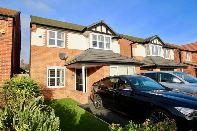 Thumbnail Detached house for sale in Longridge Drive, Aintree
