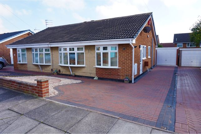 Thumbnail Semi-detached bungalow for sale in Avon Road, Stockton-On-Tees
