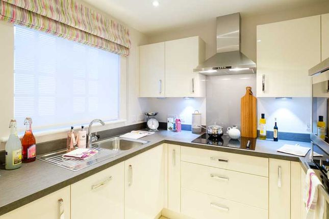 Thumbnail Flat for sale in Royston Road, Buntingford