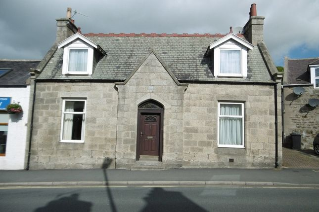 3 bed semi-detached house to rent in Market Street, Ellon, Aberdeenshire AB41