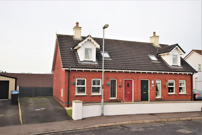 Thumbnail Semi-detached house for sale in 1B Gortin Meadows, Newbuildings, Derry/Londonderry