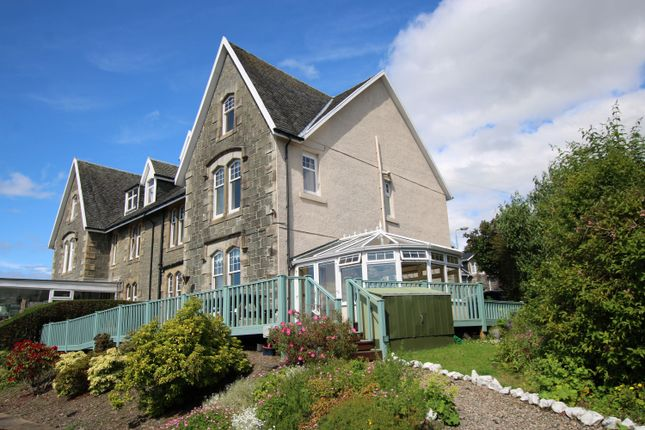 Hotel/guest house for sale in Thornloe Guset House, Albert Road, Oban