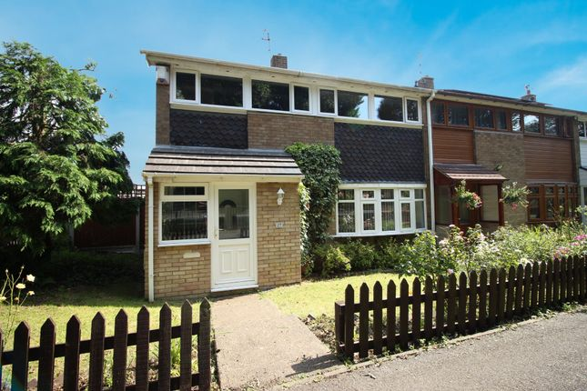 Thumbnail End terrace house for sale in Amberden, Leigh Chapel North, Basildon