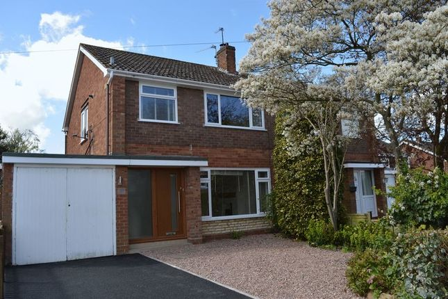 Thumbnail Semi-detached house to rent in Melrose Gardens, Wellington, Telford