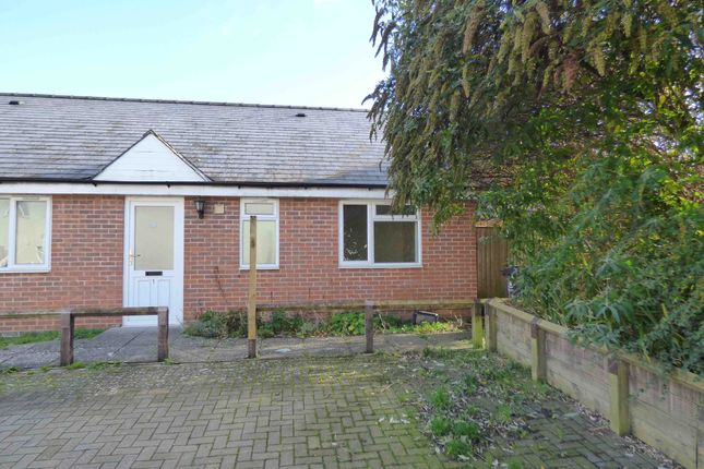 Thumbnail Semi-detached bungalow for sale in Green Gables, Steam Mills, Cinderford