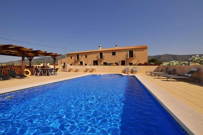 Thumbnail Country house for sale in 03640 Monóvar, Alicante, Spain